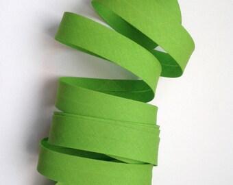 Green bias Apple folded cotton