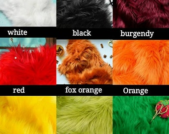 DO NOT PURCHASE! Fur color chart.