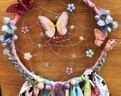 Butterfly magic dreamcatc...