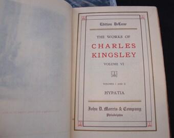 The Works of Charles Kingsley Vol VI