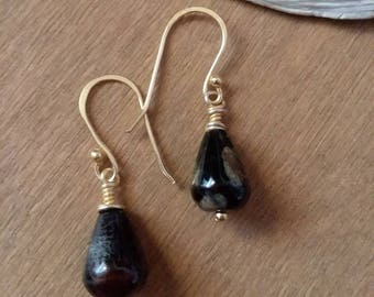 Wakanda Earrings, Dangle Earrings, Drop Earrings, Gemstone Earrings, Bohemian Earrings