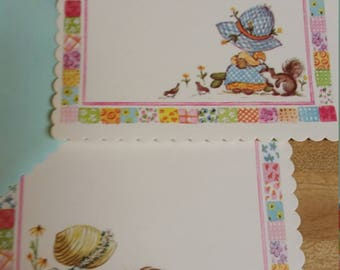 Vintage Stationery Collection ~ Patchwork Pals Stationery Collection #1