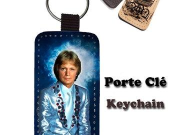 keychain, Key Tag, key ring - claude françois  01-005