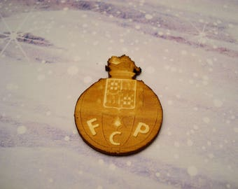 FCP 1861 logo embellishment wooden creations