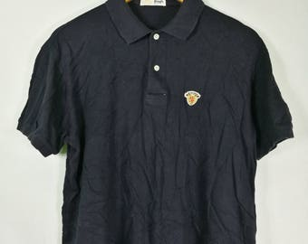 Pringle of  Scotland polo shirt black