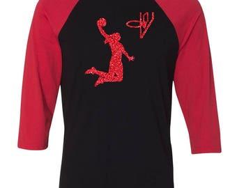Basketball girl shirt, Basketball Tank, Basketball themed tank, Basketball mom shirt, basketball Gift, basketball shirt, basketball tank