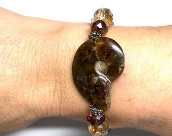 Ammonite Fairytale Bracelet