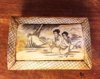 Asian Bone Box