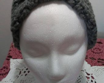crochet ear warmer or headband for woman