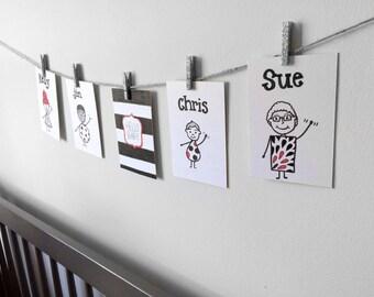 Custom Story Cards