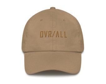 OVR / ALL Stone Dad Cap