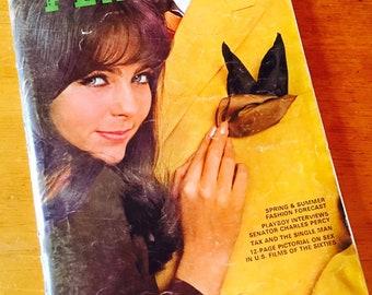 Vintage Playboy April 1968