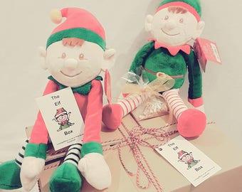 Boy Elf Large