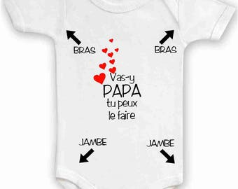 Bodysuit Vas Y dad you can the make A offer in gift dad beginner.