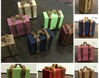 Miniature Suitcases