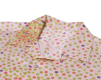 "Japanese ""KIMONO"" Aloha Shirt/jpam399"