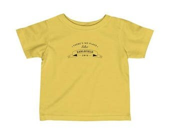 There's No Place Like Earlsfield Infant T-Shirt