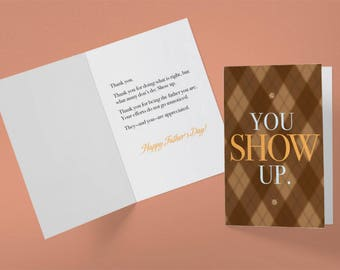 Card For The Father of Your Child