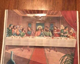 Lambert Product Print The Last Supper