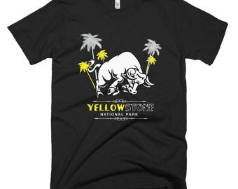 Yellow stone national park T-Shirt