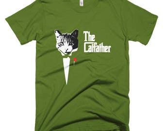 The Catfather Short-Sleeve T-Shirt