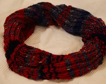 Hephaestus scarf