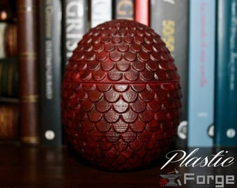 Dragon Easter Egg - Game of Thrones - 3D printed