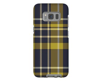 Plaid Phone Case, Preppy iPhone X iPhone 8 iPhone 7 iPhone 6, Samsung Galaxy S8+ S7 S6 Note 8 LG V30 G6 G5, Google Pixel XL, Gift for Him