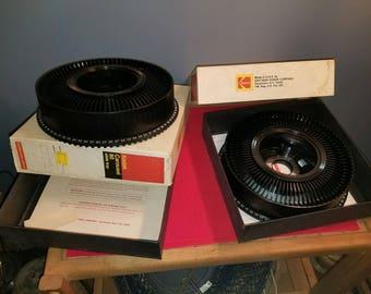 Kodak carousel 80 slide tray