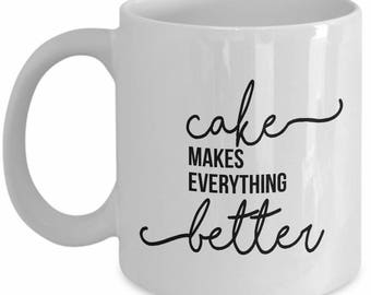 gift for her, gifts for cooks, baking, coffee mug, gifts for chefs, baker, gifts for bakers, gift for bakers, cake decorator, cake designer