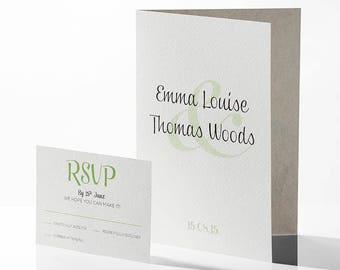 Wedding Invites, Invites, Party Invites, Personalised invites, personalised invitations, name invites, wedding invitations