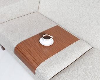 sofa arm tray sofa tray table coffee table sofa table wood tray