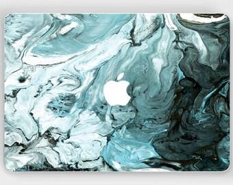 Water decal skin 2017 Macbook Pro 13 Mac Air 11 ocean cover laptop 2016 Mac Pro 15 inch Macbook Retina 12 vinyl stickers New Macbook 2015