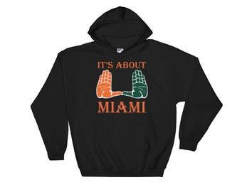 U Miami Florida Hoodie