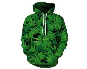 Weed Hoodie, Weed Sweatshirt, Weed Sweater, Smoke Weed, Weed Stuff, Hoodie Art, Hoodie Pattern, Pattern Hoodie, Hoodie, 3d Hoodie - Style 4