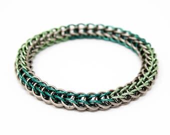 Full Persian chainmail bracelet