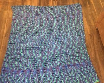 Multicolored Blanket