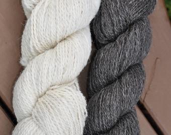 Navajo-Churro yarn