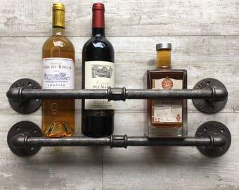 Carry(wear) bottles vintage industrial