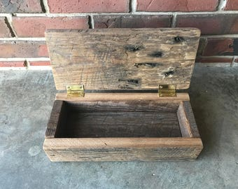 Hinged Box