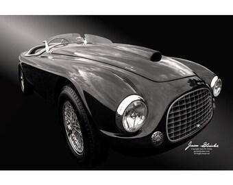 1949 Ferrari Superleggera Barchetta