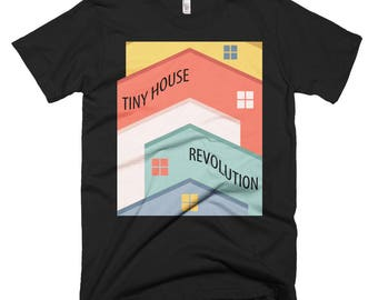 Tiny House Revolution Short-Sleeve T-Shirt