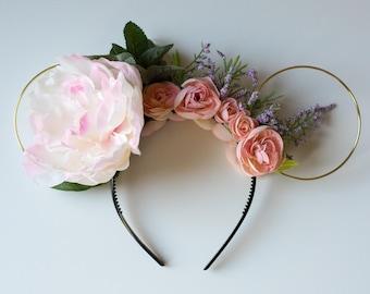 Princess Floral Ears