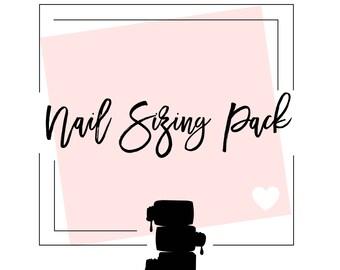 Nail Sizing Pack (Sample)