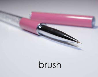 Brush for manicure