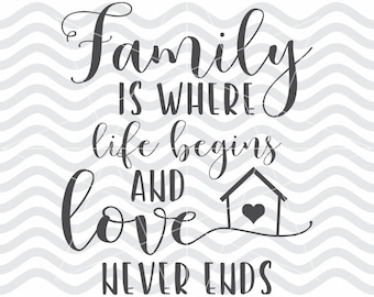 Family sayings svg, Family sayings dxf, Family quote svg, Family quote dxf, Family love svg, Family love dxf, Family love cut