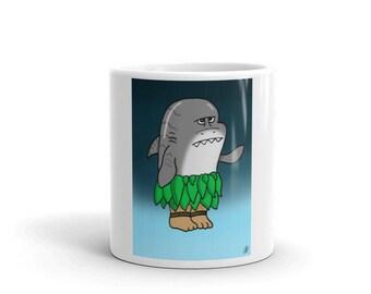 Maui Shark Mug
