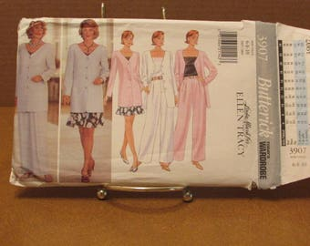 Sewing Pattern~Butterick~uncut~misses~6-10