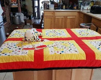 Baby quilt set