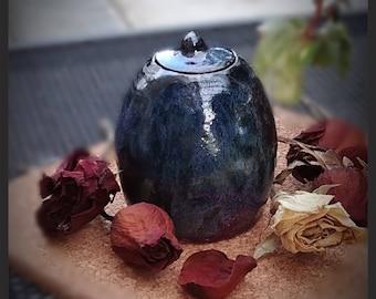 Small Jar.